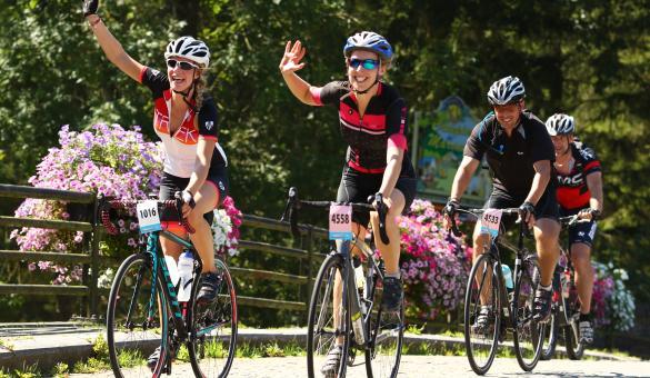 Cyclosportive Vélomédiane Claudy Criquiélion à La Roche-en-Ardenne