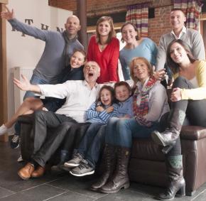 Gîte de Wallonie - famille - hébergement