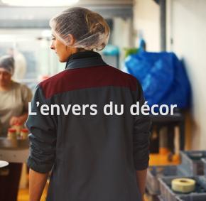 Image de l'employée d'une entreprise wallonne dans le cadre de Visit'Entreprise
