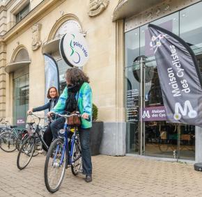 Namur - Maison des cyclistes