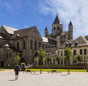 Nivelles - Collégiale Sainte-Gertrude