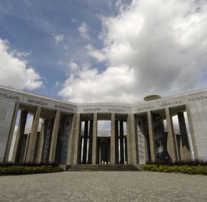 Bastogne - Mardasson - Memorial