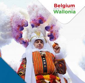 Cover - Surprising - Wallonia