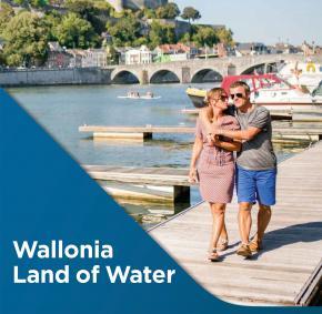 Wallonia - Land - Water - Namur