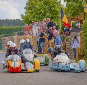Belgian Classic Gedinne - sport moteur - Circuit