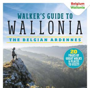 Walker's guide to Wallonia - The belgian Ardennes