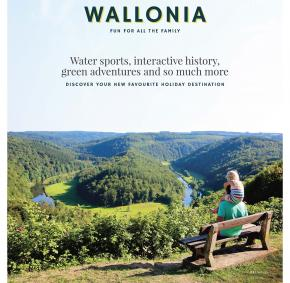 Wallonia - fun - family - water sports - interactive history - green adventures