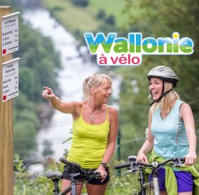 Wallonie - vélo - Belgique - parcours - nature