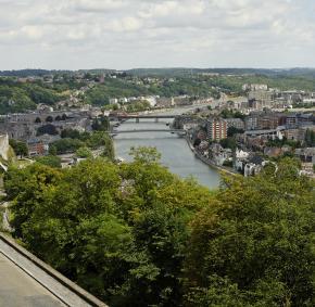 Panorama - Namur - Meuse
