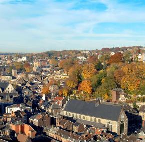Liège - coteaux - coeur historique