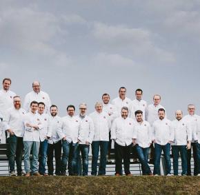 Repas insolite - chefs - Wallonie gourmande - Chefs Génération W