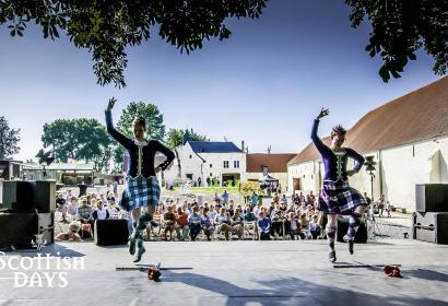 Scottish Days à la Ferme d'Hougoumont à Braine-l'Alleud