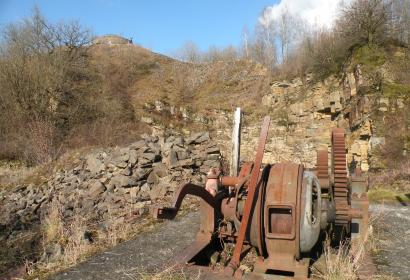 Découvrez le site des anciennes carrières de Géromont à Comblain-au-Pont