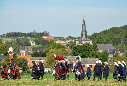 Visite du Centre historique de Fosses-la-Ville