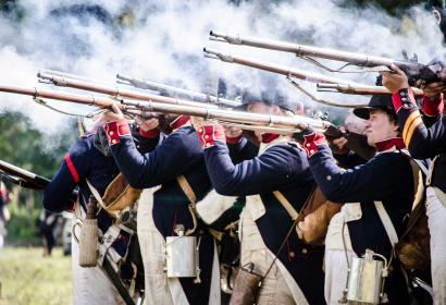 Wavre 1815, Napoléon venez revivre la Reconstitution historique de la bataille dans une ambiance napoléonienne