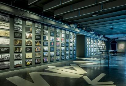 Scoprite il Centro del Visitatore Terra Nova a Namur