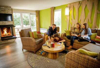 Center Parcs - Les Ardennes - domaine de vacances - Vielsalm