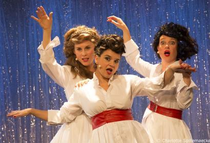 Festival Vacances Théâtre à Stavelot, venez découvrir le spectacle les Divalala