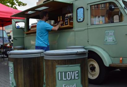 Découvrez le Wallonie Food Truck Festival durant tout l'été partout en Wallonie