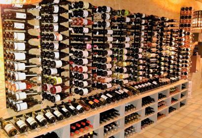 Boutique et bar à vin Ma part des Anges en Wallonie avec Visit'Entreprise