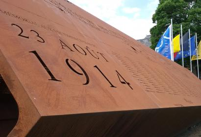 Memorial - victimes - civiles - Dinant - 1914