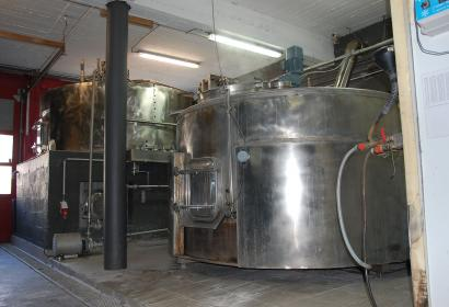Brasserie - artisanale - Sainte-Hélène