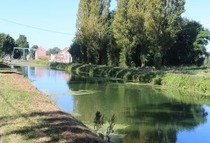 Antoing - Circuit - Grand Large - Canal de Pommeroeul