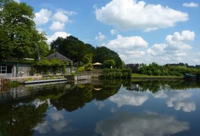 Club de pêche - lac de Bambois