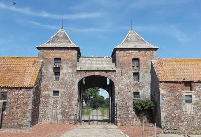 Château-ferme - Rampemont - Fayt-le-Franc - campagne