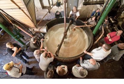 Pipaix - La Brasserie à Vapeur