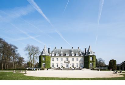 Venez découvrir le Château De La Hulpe, au Domaine Regional de Solvay