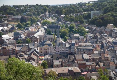 Panorama - Huy - Province de Liège