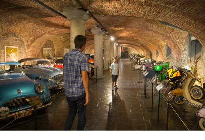 Découvrez le musée du Circuit de Spa-Francorchamps à Stavelot