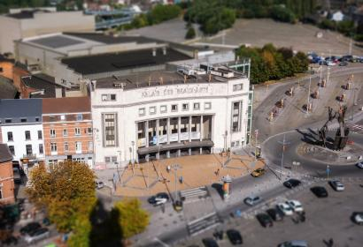 Retrouvez les meilleurs spectacles au Palais des Beaux-Arts de Charleroi