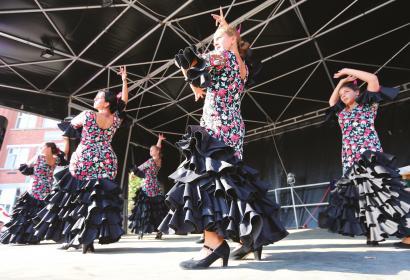 Voyagez vers le sud jusqu'à la Péninsule Ibérique avec la Fiesta Iberica à Saive