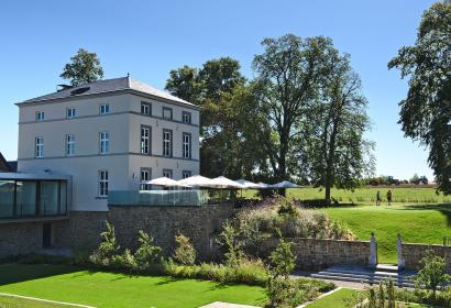 Hôtel Naxhelet - Golf Club - spa - province de Liège - 35 chambres - Wellness - restaurant