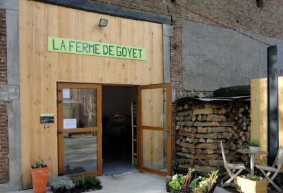 Ferme de Goyet à Jemeppe-sur-Sambre