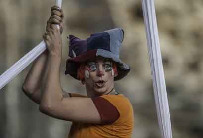 Nuits du cirque - villers-la-ville