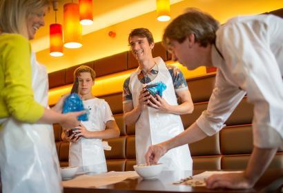 Chocolat - Edouard - visit entreprise