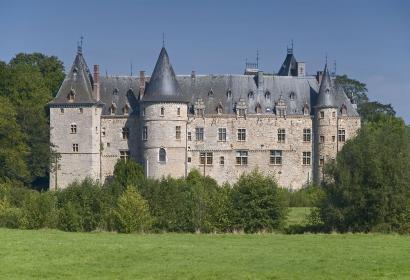 Château - Ham-sur-heure - Eau d'Heure - forteresse