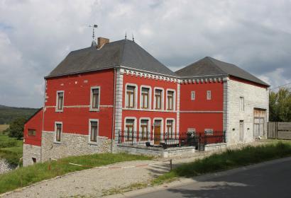 Les plus beaux villages de Wallonie - Fagnolle - maison - paysage
