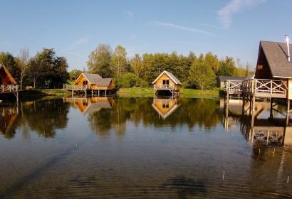 Wallonie Insolite - Aqua Lodge