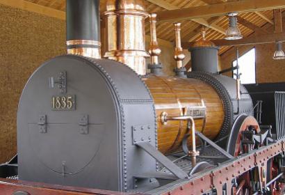 Locomotive - Le Belge