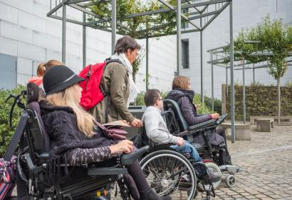 ACCESS-i - personnes à mobilité réduite - PMR
