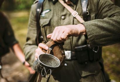 guerre - eau - objets - Wallonie terre d'eau