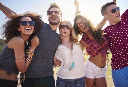 jeunes - fête -festival