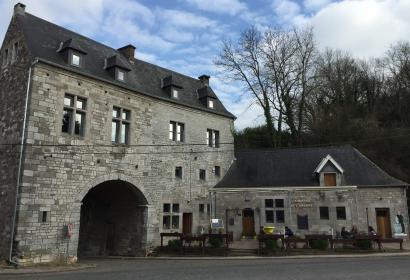 Auberge de l'Abbaye à Gozée