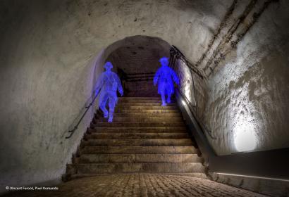 Citadelle - Namur - Souterrain - musée - Wallonie insolite