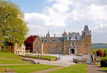 Château - Poste - Ronchinne