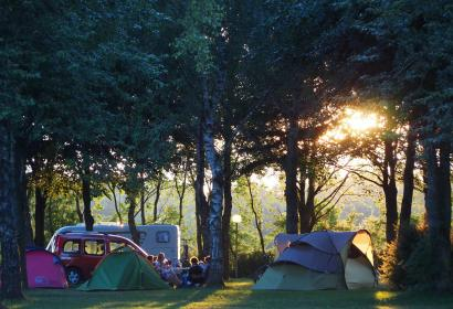 Camping des Lacs - Cerfontaine